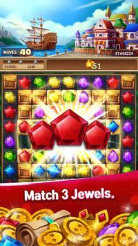 Jewels Fantasy Crush : Match 3 Puzzle screenshot 18