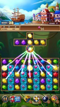 Jewels Fantasy Crush : Match 3 Puzzle screenshot 7