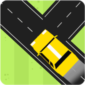 Traffic Car Run icon