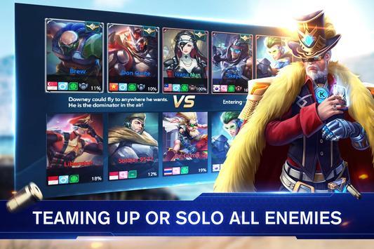 Hero Mission imagem de tela 1