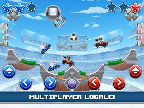 12 Schermata Drive Ahead! Sports