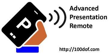 Advanced Presentation Remote
