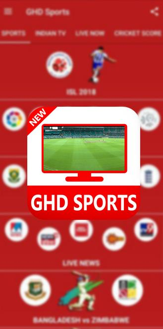 Ghd Sports Free Live Tv Hd Tips For Android Apk Download