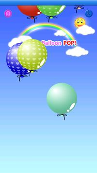My baby Game (Balloon POP!) poster