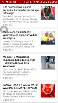 Dokta wa Mapenzi 截圖 1