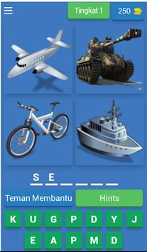 Tebak Transportasi poster