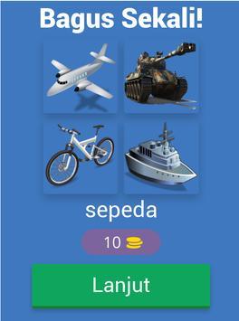 Tebak Transportasi screenshot 15