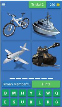 Tebak Transportasi screenshot 2