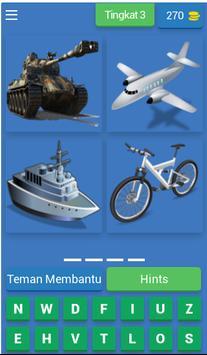 Tebak Transportasi screenshot 3