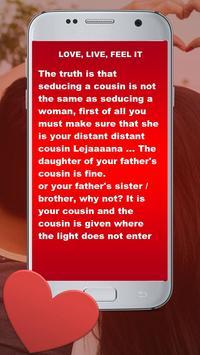 Cousin's Love screenshot 1