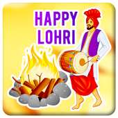 Lohri WAStickerApps icon