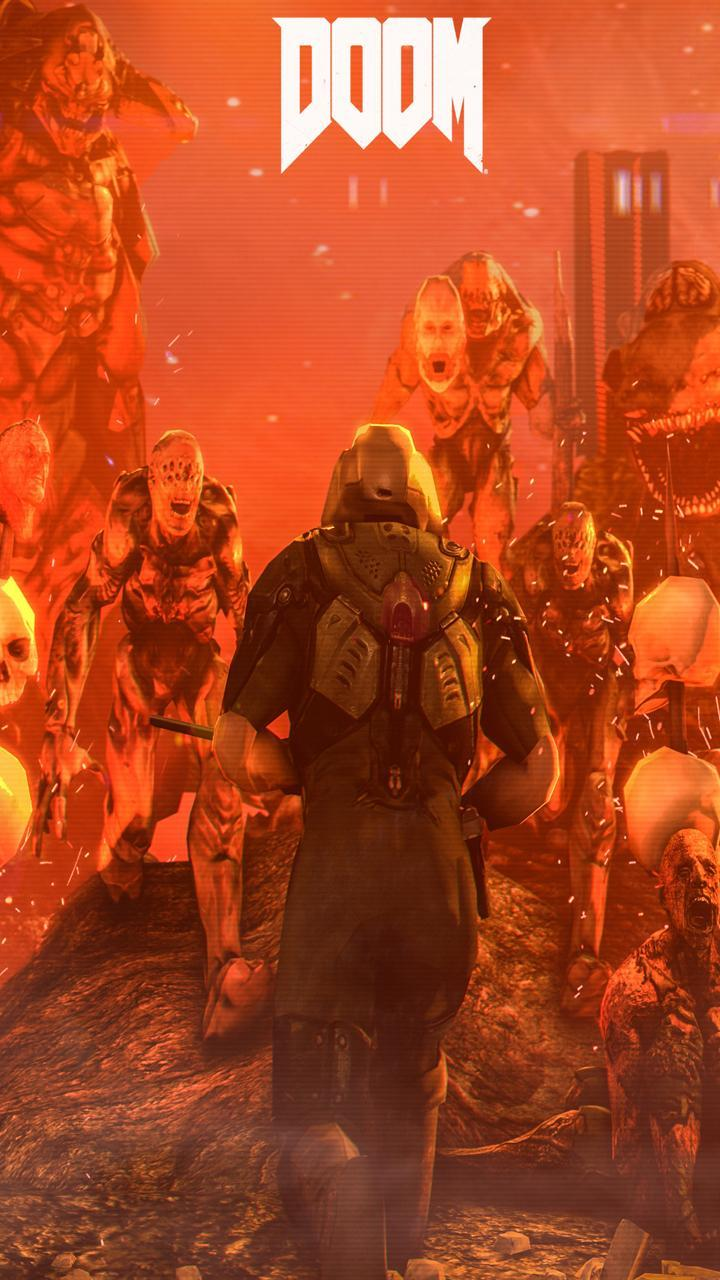 Doom Eternal Wallpapers For Android Apk Download