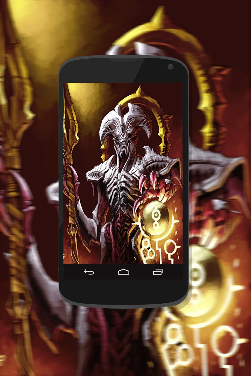 doom eternal art wallpaper