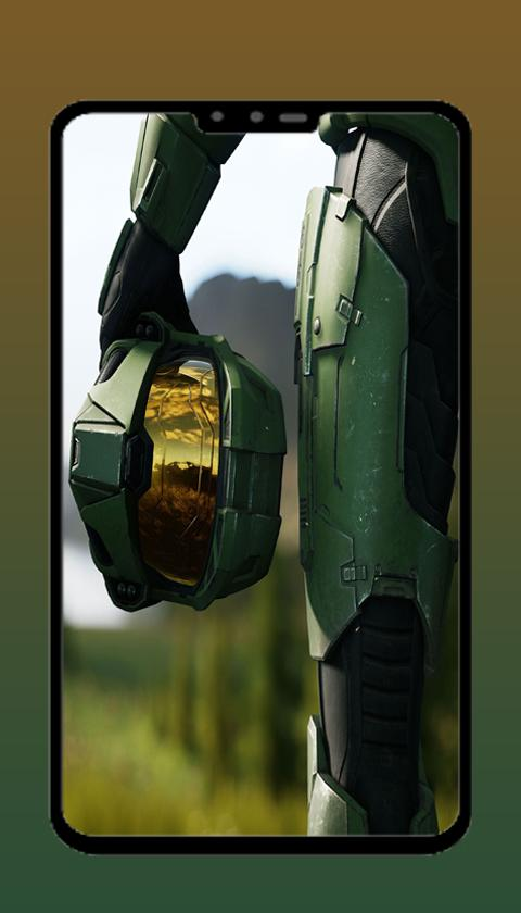 Halo Infinite Wallpaper 4k For Android Apk Download