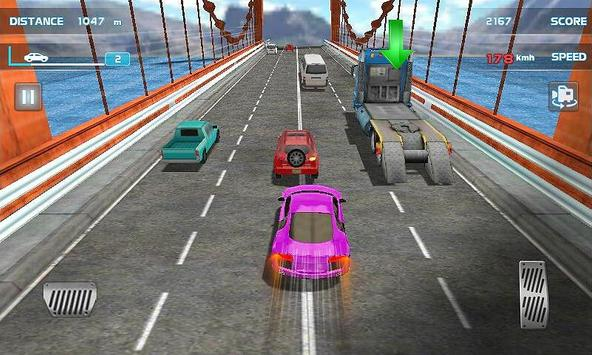 Turbo Driving Racing 3D screenshot 1