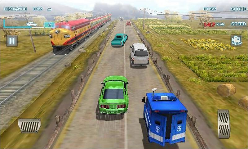 Turbo Driving Racing 3D for Android - APK Download