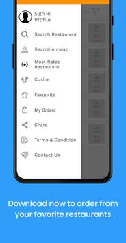 Doofies- food delivery app screenshot 4