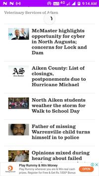 South Carolina Newspapers - USA screenshot 2