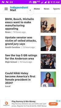 South Carolina Newspapers - USA screenshot 7
