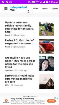 South Carolina Newspapers - USA screenshot 6