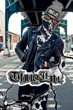 Thug Life Photo Maker screenshot 1