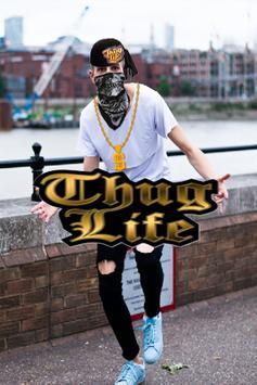 Thug Life Photo Maker screenshot 2