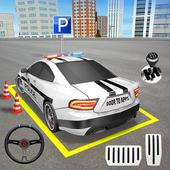 Modern Police Car Parking 2- Car Driving Games icon