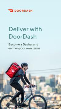 DoorDash - Driver poster