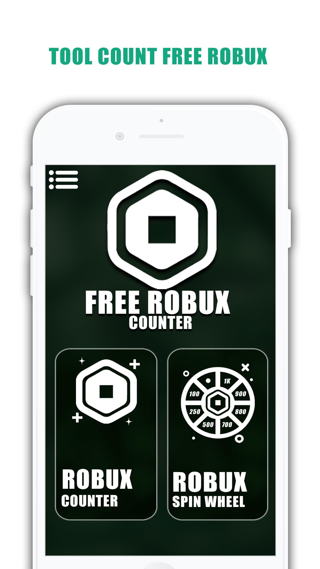 Get Free Robux Win Daily Free Rbx Lucky Robux Apps En Codes For Roblox Robux 2019 On Amazon Tablet Free Robux Counter For Rblox 2020 For Android Apk Download