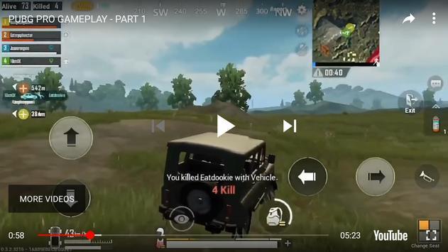 Gaming Videos : PUBG screenshot 2