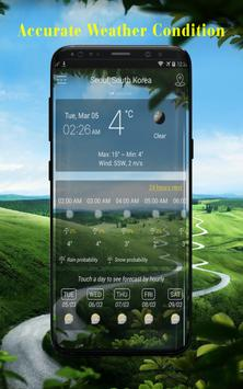 Live Weather Forecast - Weather Radar poster