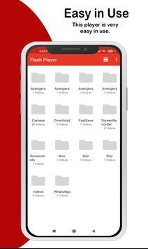 Flash Player screenshot 4