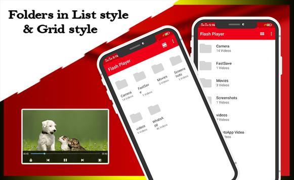 Flash Player screenshot 6