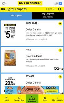 Dollar General screenshot 1