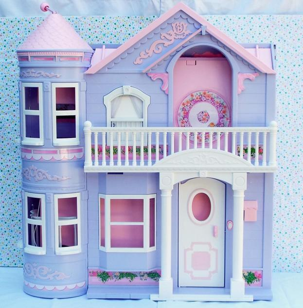 картинки про дома для кукол спорит
