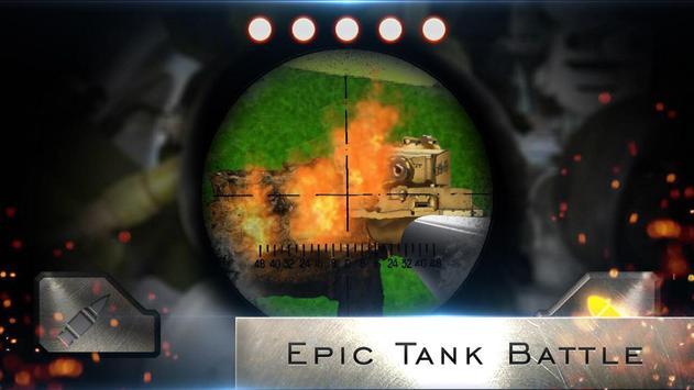 Tank Hunt poster