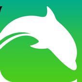 ドルフィンブラウザ:フラッシュ&アドブロック対応最速ブラウザ icon