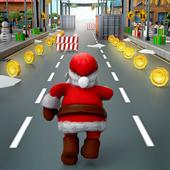 Fun Santa Run - Christmas Runner Adventure icon
