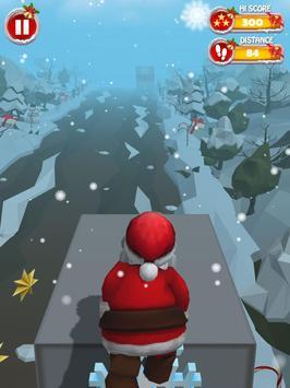Fun Santa Run - Christmas Runner Adventure screenshot 6