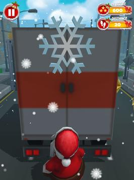 Fun Santa Run - Christmas Runner Adventure screenshot 7