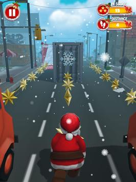 Fun Santa Run - Christmas Runner Adventure screenshot 12