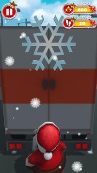Fun Santa Run - Christmas Runner Adventure screenshot 1