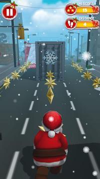 Fun Santa Run - Christmas Runner Adventure screenshot 2