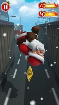 Fun Santa Run - Christmas Runner Adventure screenshot 3