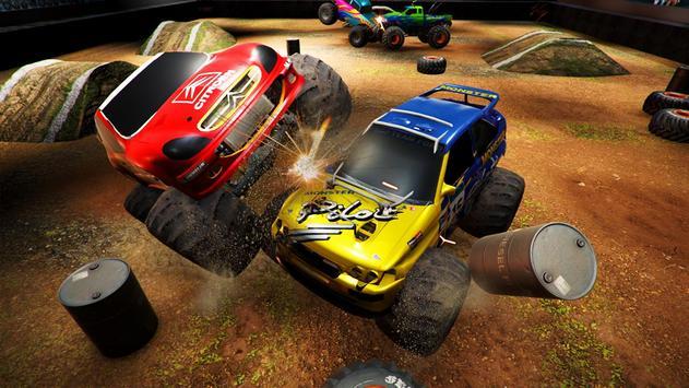 Monster Truck Demolition Derby Crash Stunts for Android