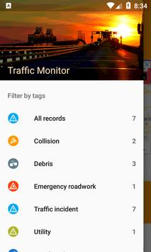 Traffic Monitor Maryland screenshot 1