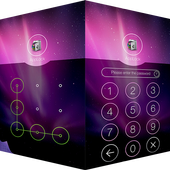 AppLock Theme Aurora icon