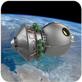 Vostok 1 Space Flight Agency Space Ship Simulator icon