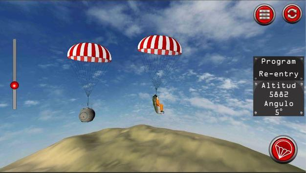 Vostok 1 Space Flight Agency Space Ship Simulator screenshot 4