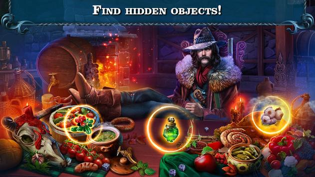 Hidden Objects - Dark Romance: Vampire Origins screenshot 10